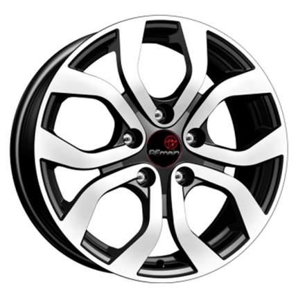 Remain  Nissan Terrano (R164)  6,5\R16 5*114,3 ET50  d66,1  Алмаз-черный  16400AR