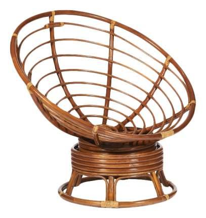 Кресло-качалка TetChair Papasan TET_10523, коричневый