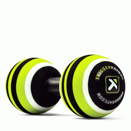 Массажный мяч MB 2, сдвоенный