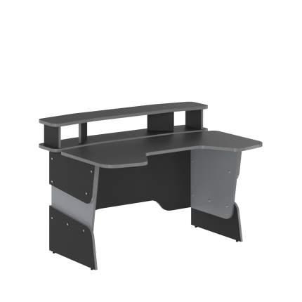 Стол компьютерный игровой STG 1390 Антрацит/Металлик 1360х1000х925