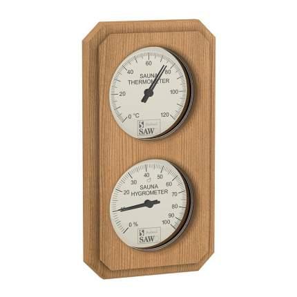 Термогигрометр Sawo 221-THVD (кедр) бс021