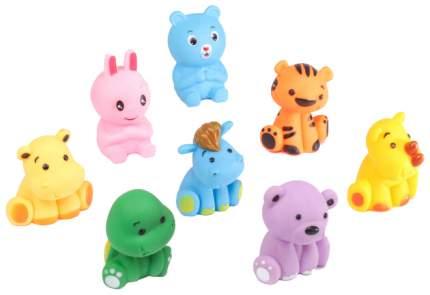 Набор для купания «Зверята», виды 8 игрушек Крошка Я