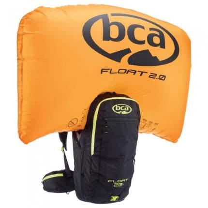 Лавинный рюкзак Backcountry Access Float 2.0 черный, 22 л