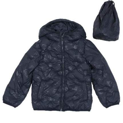 Куртка Chicco для девочек р.92 цв.синий