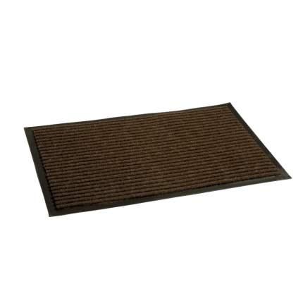 Коврик влаговпитывающий, ребристый 50*80 см. СТАНДАРТ коричневый, In'Loran арт. 10-582