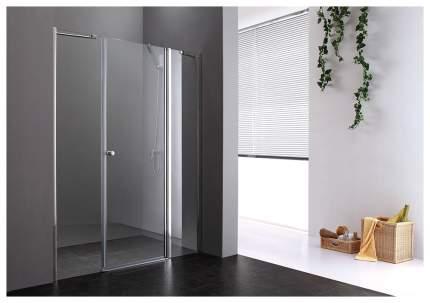 Душевая дверь Cezares ELENA-W-B-13-80+60/30-C-Cr