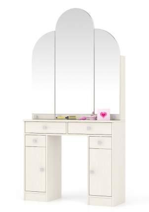 Туалетный столик Мебельный Двор №2 Трельяж дуб 90х31х178 см.
