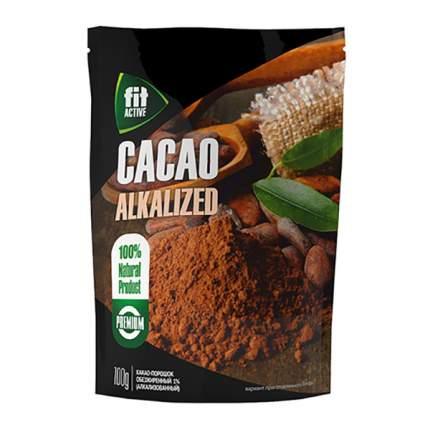 Какао Fit Parad обезжиренный 1% элитный