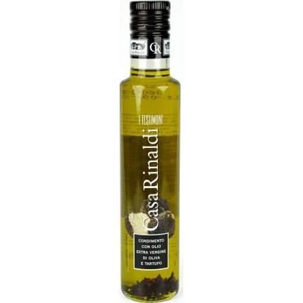 Масло оливковое Casa Rinaldi E.V. с кусочками трюфелей 250 мл