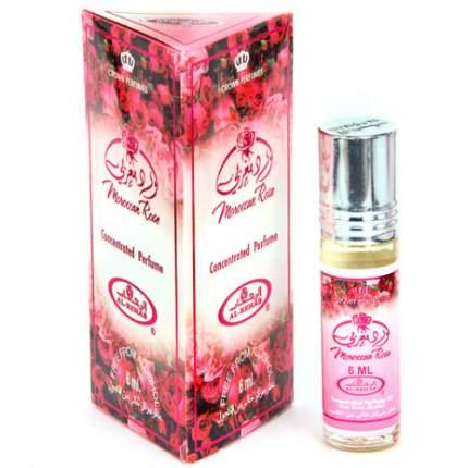 Масло парфюмерное Al Rehab Moroccan Rose, 6 мл