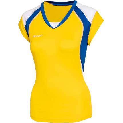Футболка 2K Sport Energy, royal/yellow/white, XXL INT