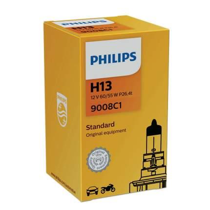 Лампа Philips H13 12v 60/55w P26 4t Philips арт. 9008