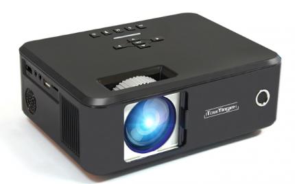 Проектор Touyinger X20S + АС3 Black