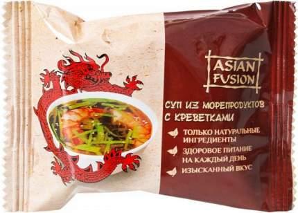 Суп Asian Fusion из морепродуктов с креветками 12 г