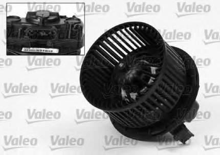 Мотор отопителя Valeo 698755