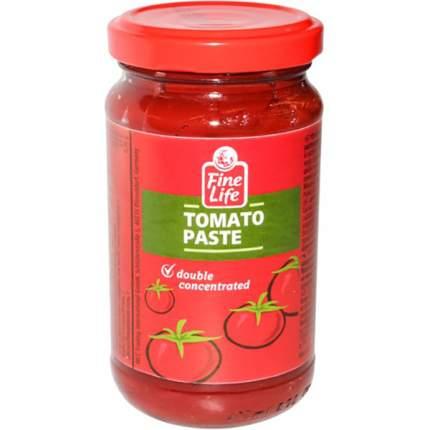 Пюре Fine Life томатное двойной концентрации с солью 200 г