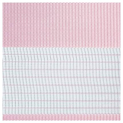 Рулонная штора Эскар День-Ночь 170х48 цвет розовый