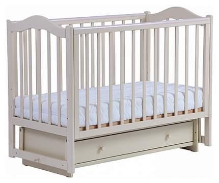 Детская кровать Лель Кубаночка-1 БИ 37 Слоновая кость
