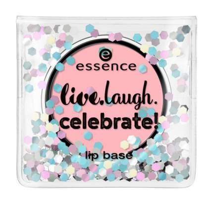 Основа для макияжа essence Live.Laugh.Celebrate! Lip Base 01 Let's Get It Started 1,3 г