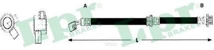 Шланг тормозной Lpr 6T48230