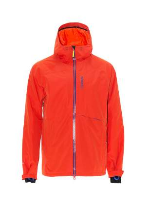 Спортивная куртка мужская Ternua Zermatt, orange red, L