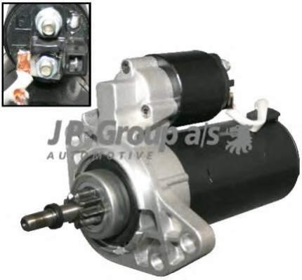 Стартер автомобильный JP Group 1190300400