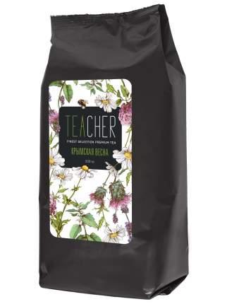 Чай Teacher крымская весна 500 г