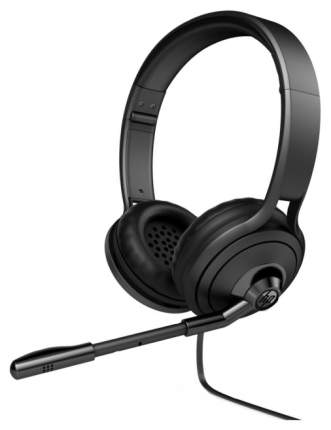 Игровые наушники HP 1NC57AA Black