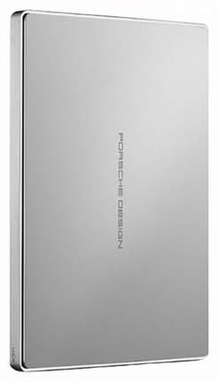 Внешний SSD накопитель LaCie Porsche Design Mobile 2TB Silver (STFD2000400)