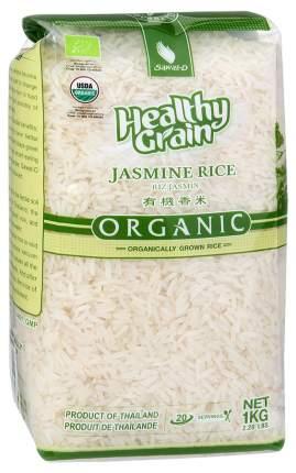 Рис органический Sawat-D тайский жасмин белый 1 кг