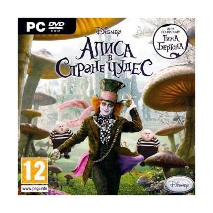 Игра для PC Disney: Алиса в стране Чудес