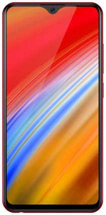 Смартфон Vivo Y91i 32Gb Red (1816)