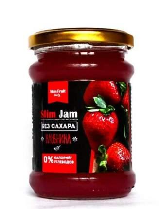 Джем Slim Fruit family клубника 250 г