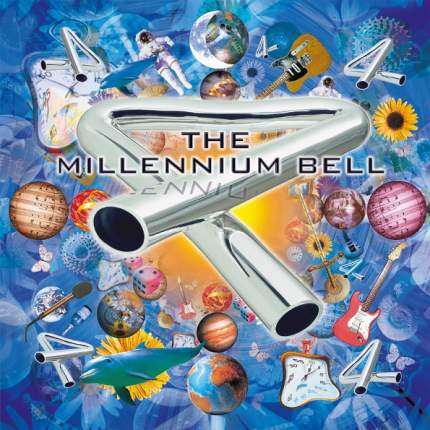 "Виниловая пластинка Mike Oldfield ""The Millennium Bell"" (LP)"