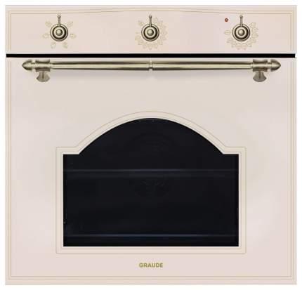 Встраиваемый электрический духовой шкаф Graude BK 60.2 EL Beige/Gold