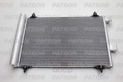 Радиатор кондиционера автомобильный PATRON PRS1206