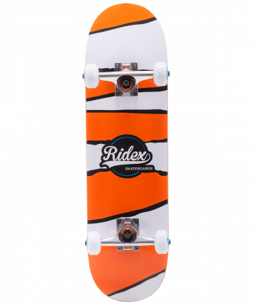 """Скейтборд Ridex Nemo 27.5"""" x 7.5"""" 69,8 x 19 см"""
