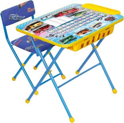 Комплект детской мебели Nika Большие гонки КУ2П/15