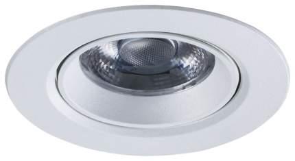 Встраиваемый светодиодный поворотный светильник Maytoni Phil DL014-6-L9W