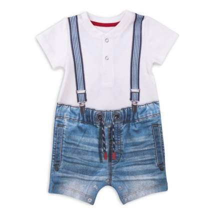 Боди для мальчика Fashion Jeans 531-02 р.22-68