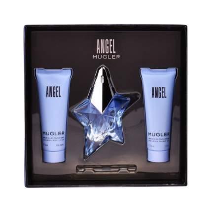 Набор Thierry Mugler Angel парфюм. вода 25мл+лосьон д/тела 50мл+гель для душа 50мл