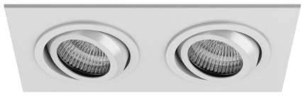 Светильник встраиваемый Lightstar Singo 11612 Белый