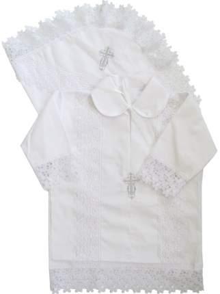Крестильный набор Папитто для мальчика р.56-62 1311