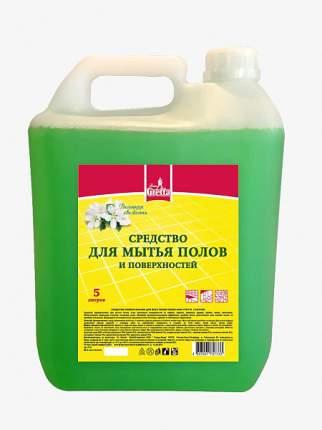 Средство для мытья полов Универсальное весенняя свежесть 5 л