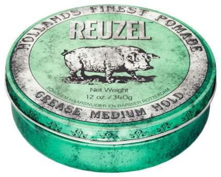Средство для укладки волос Reuzel Green Medium Hold Grease 113 г