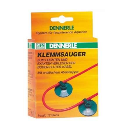 Комплект присосок Dennerle 12 шт, для крепления грунтового термокабеля 8-100 вт