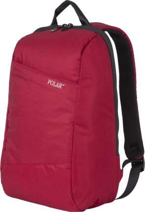 Рюкзак Polar К9173 17,5 л красный
