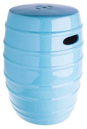 Табурет Fancy керамический 35*46 см Голубой