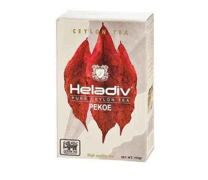 Чай Heladiv pekoe OD 100 г
