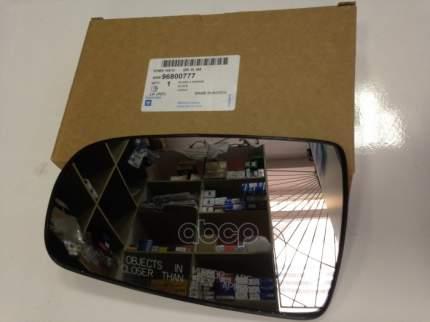 Стекло левого зеркала / Chevrolet Aveo 06